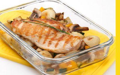 5 Consejos para comer bien dentro y fuera de casa