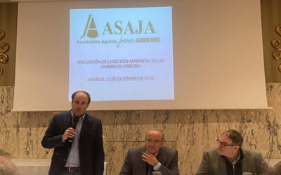 Group Uvesa participates in the conference on environmental management in pig farms