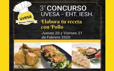 """Groupe Uvesa soutient le talent des jeunes chefs avec le 3e concours """"Faites votre recette de poulet"""""""