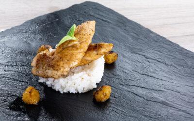 Receta: Solomillo de pollo Healthy