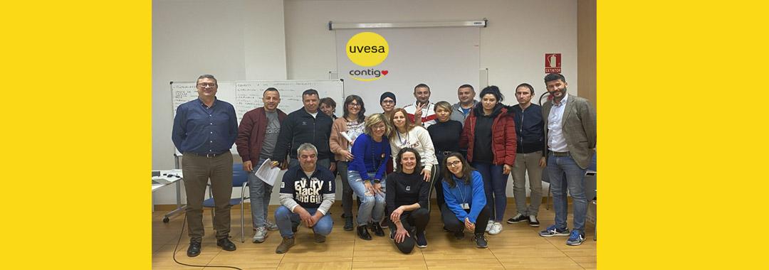 """Grupo Uvesa se propone marcar la diferencia en """"experiencia del empleado"""" con el proyecto """"contigo"""""""