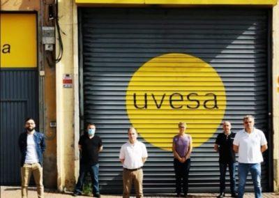 Delegación Comercial Uvesa Getafe (Madrid)