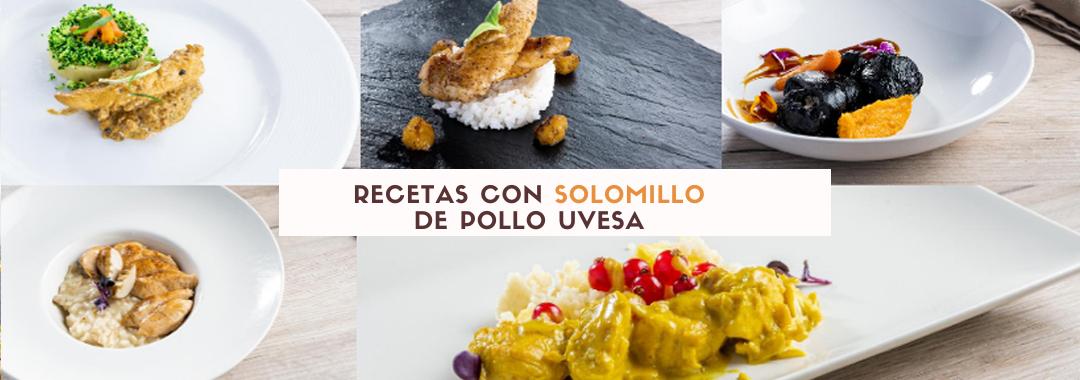 5 Recetas con Solomillo de pollo para disfrutar cocinando: en e-book y en video