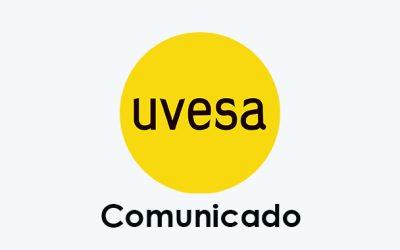 Comunicado Uvesa