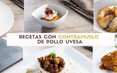 6 Recetas con Contramuslo de pollo para disfrutar cocinando: en e-book y en video