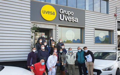 Grupo Uvesa dona 1.200 kilos de productos cárnicos a ONG y Comedores sociales de Málaga