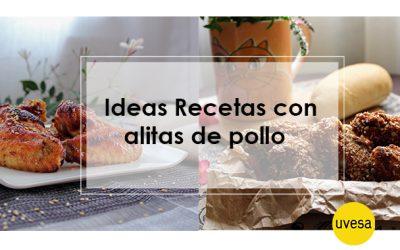 Ideas de recetas con Alitas de pollo