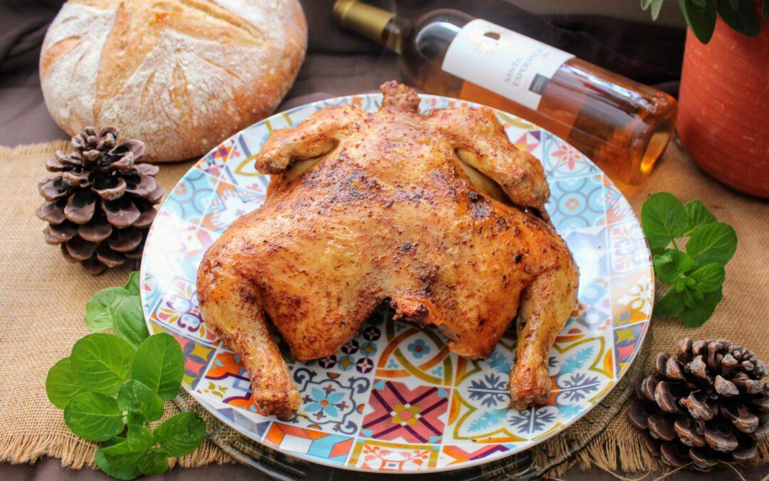 Pollo Piri Piri. Receta portuguesa