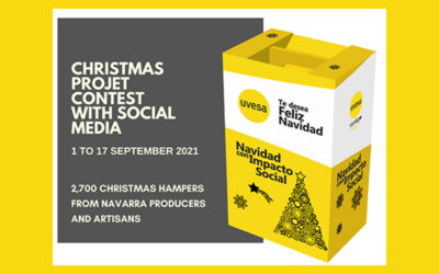 """Uvesa Group launches the """"Christmas with social impact project"""" contest"""