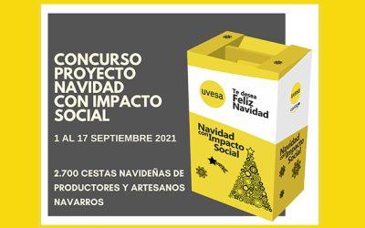 """Grupo Uvesa  pone en marcha el concurso """"Proyecto Navidad con impacto social"""""""