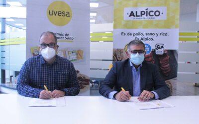 Le Groupe Uvesa renouvelle son soutien au club de football en salle Ribera Navarra