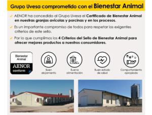 bienestar animal uvesa 2019